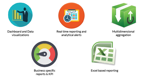 Spectrum ERP Business Intelligence Module