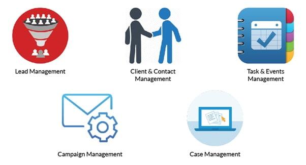 company CRM system