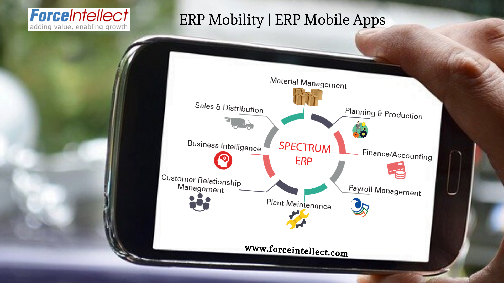 ERP Mobility Technology
