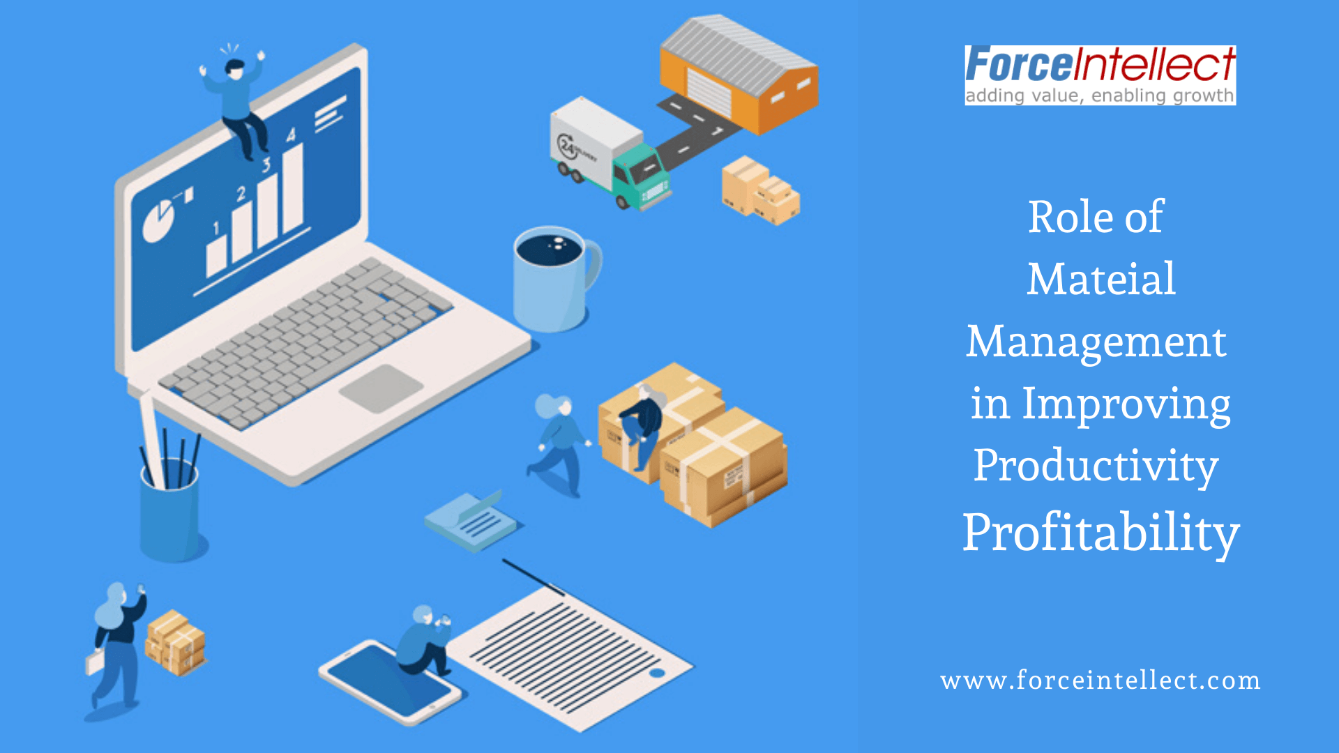 Role of Material Management in Improving Productivity Profitability