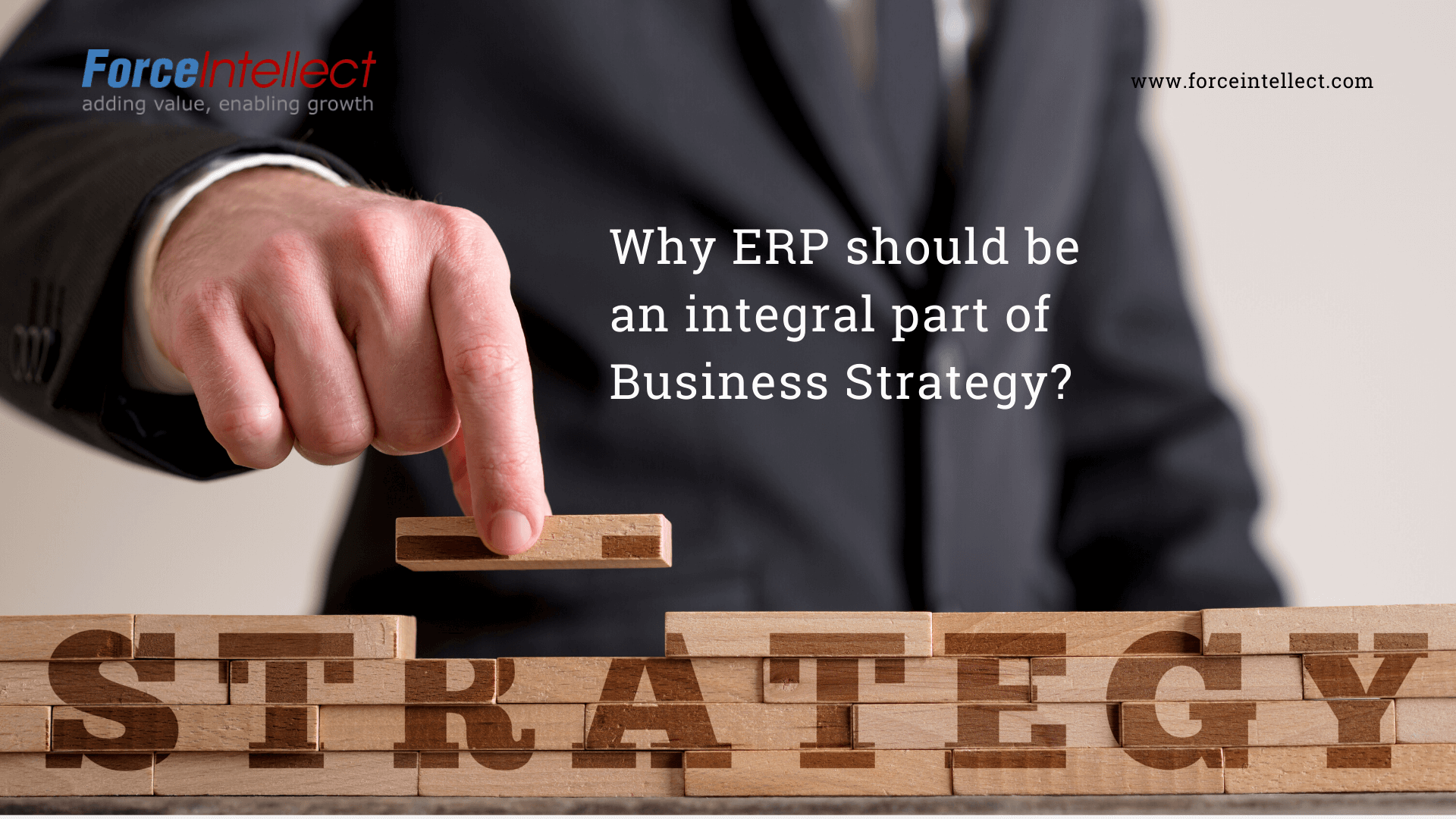 Business Strategy ERP alignment