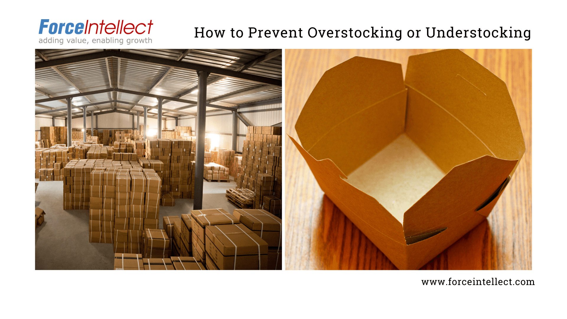 Prevent Overstocking or Understocking with ERP