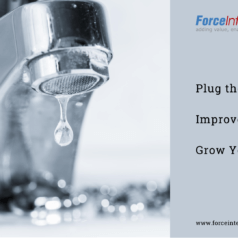 Plug the Leaks Improve Profitability Grow Your Business